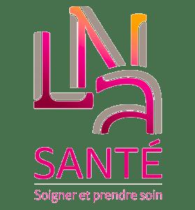Logo LNA santé - CapVisio