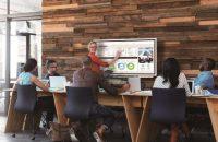 Samsung-Flip : écran digital et interactif