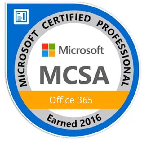 certification Microsoft - CapVisio