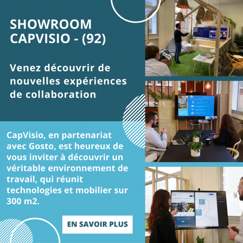 Showroom CapVisio