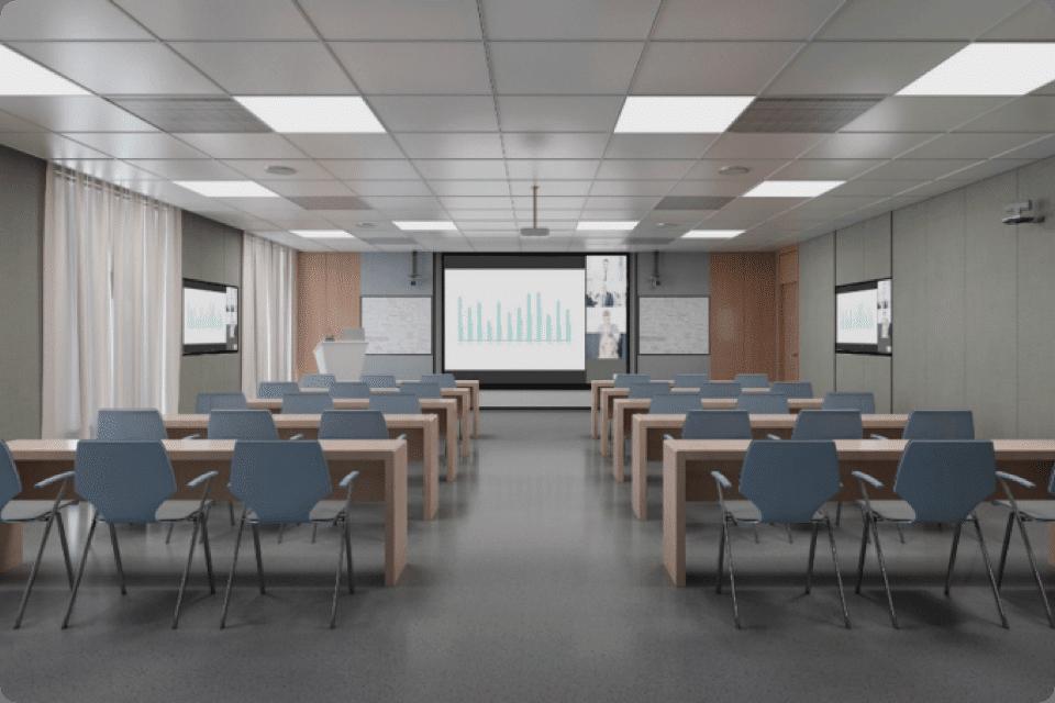 Yealink Teams Room - Très grande salle de réunion