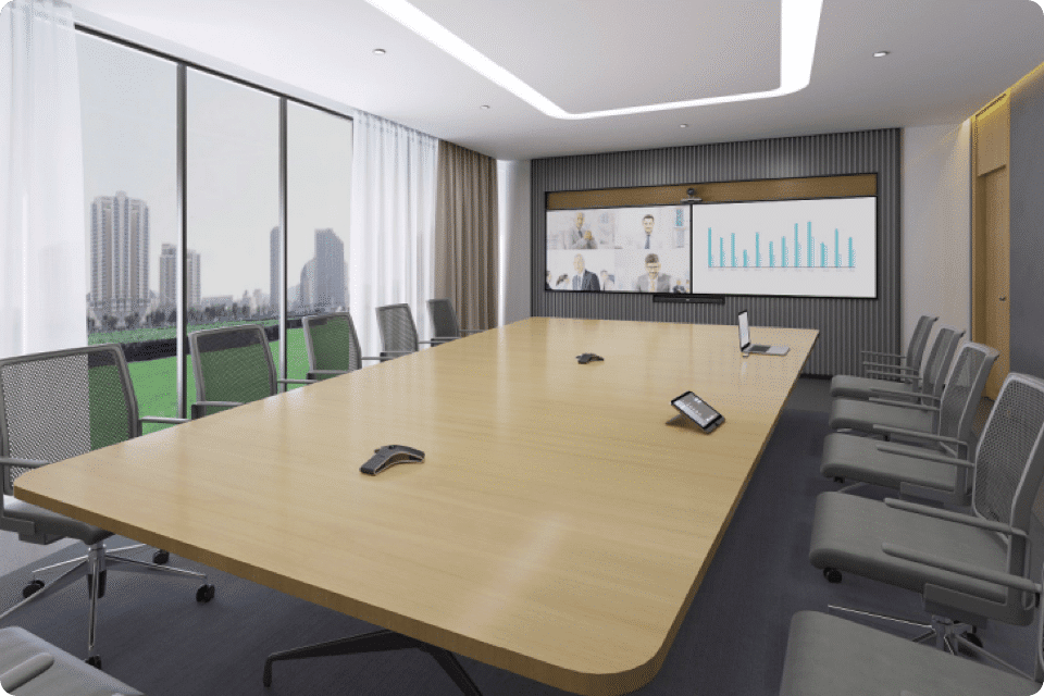 Yealink Teams Room - Moyenne salle